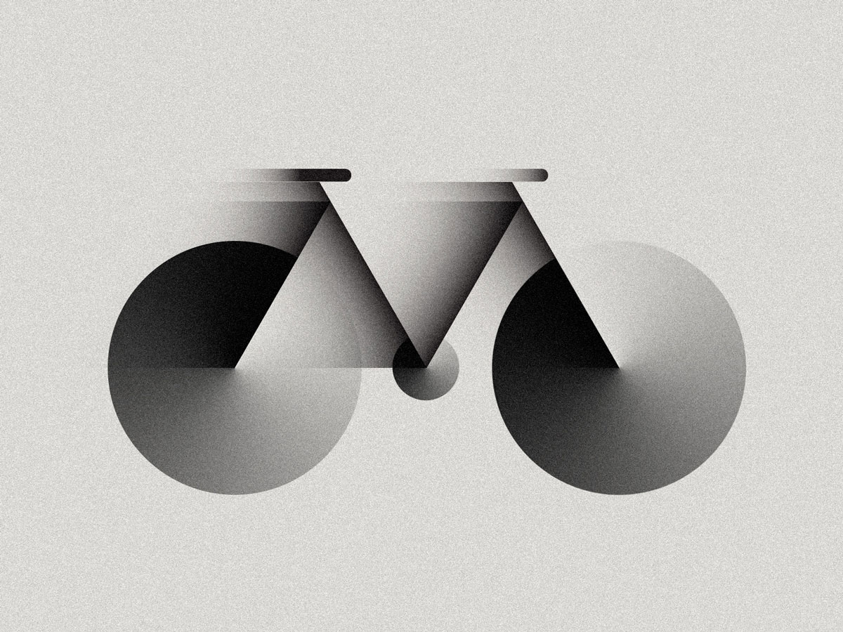 M is for Motion - Dribbble shot